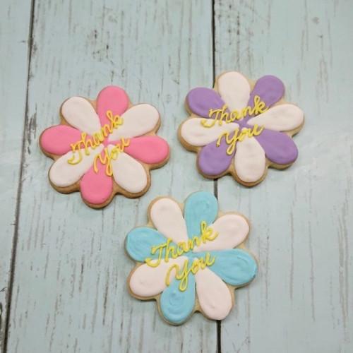 お花のクッキー 1枚