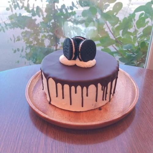 PSアイスケーキNo.10(チョコ&クッキークリーム)