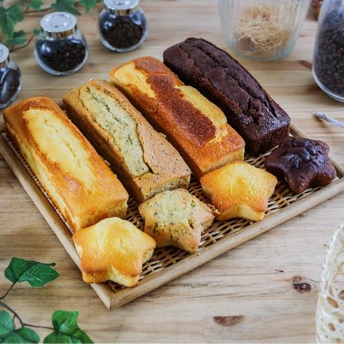 米粉のパウンドケーキ ハーフサイズ