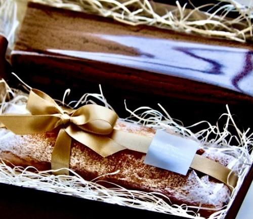 ショコラ&42%が栗の贅沢パウンドケーキ〜詰め合わせ