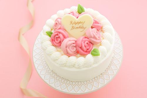 【再入荷】冷凍生ケーキ「ジュエルローズ」