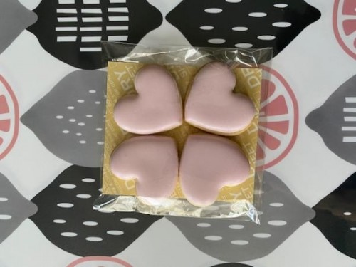小さなハート♡クッキー