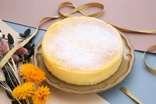 ふわとろチーズケーキ 5号 15cm