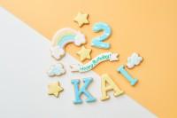 もくもくお誕生日セット(3文字)