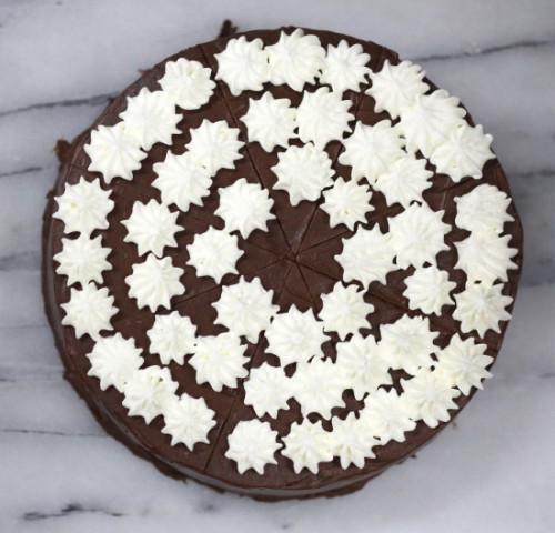 バナナチョコケーキ 15cm