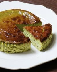 OVALE抹茶バスクチーズケーキ