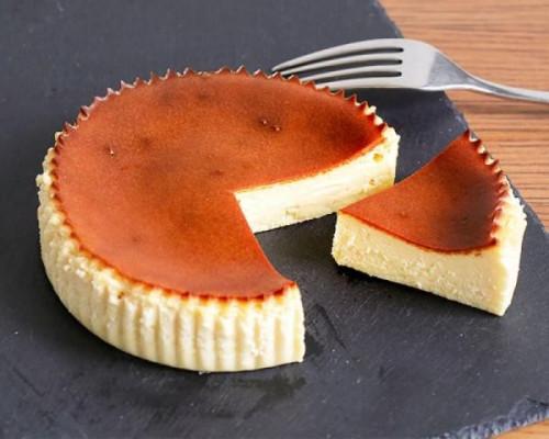 OVALEバスクチーズケーキ
