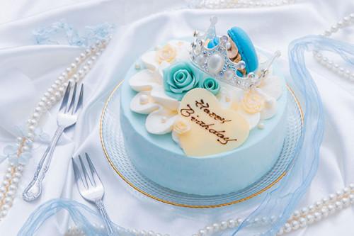 ブルーローズケーキ 5号
