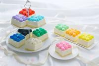 「推し会」ケーキセット 9カット(全11色からお好きな9色をお選びください)