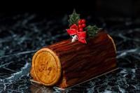 クリスマスケーキ2020 ケーク・ビッシュ・ド・ノエル