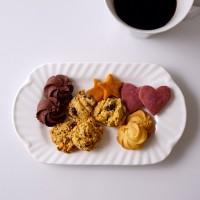 卵、乳製品、小麦不使用。サクサク米粉クッキーセット6種類 8袋入り