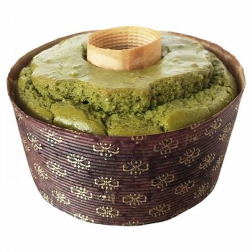 グルテンフリー 豆乳米粉シフォンケーキ(丸久小山園抹茶)13cm ヴィーガン アレルギー対応 小麦なし 卵なし 乳なし