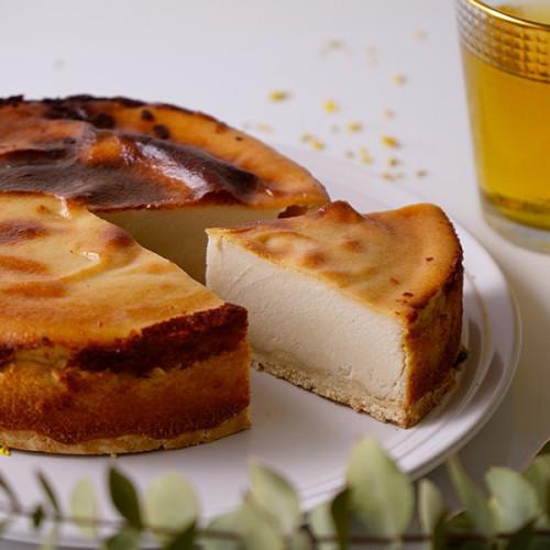 ヴィーガン 国産大豆の豆腐チーズケーキ 卵乳不使用
