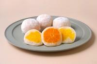 ~旬のフルーツをまるごと堪能~ 一福百果 柑橘大福食べ比べセット(6個入)