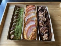 低糖質 食物繊維たっぷりおからいりパウンドケーキ3種セット
