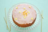レモンドリズル・ケーキ
