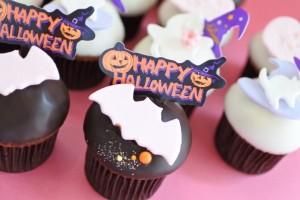 ハロウィン チョコレートカップケーキ6個入 ハロウィン2021
