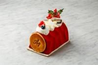 クリスマスケーキ2020 ビッシュ・ド・ノエル・ルージュ