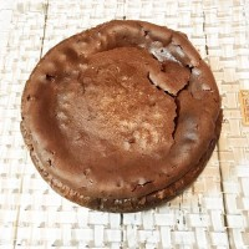 生チョコ風チーズケーキ