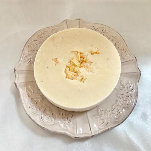 ヴィーガン RAWニューヨークチーズケーキ 4号 12cm