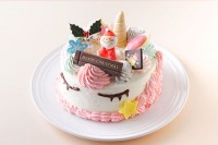 ユニコーンクリスマスケーキ
