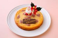 【ブイクックコラボ】 濃厚!ヴィーガンチーズケーキ!(卵・乳・小麦粉不使用) 4号