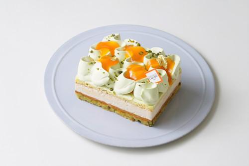 ル ベルランゴ 12cm  Le Berlingot ~パリの名店が手掛ける珠玉のケーキ~