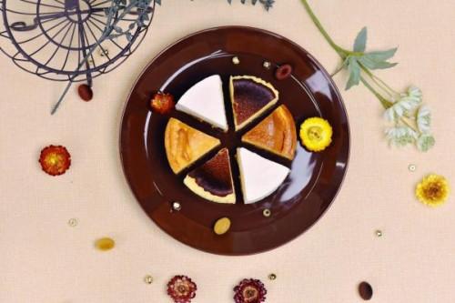 プティマリアンヌ バスクチーズ&レアチーズ&ベイクドNYチーズケーキ