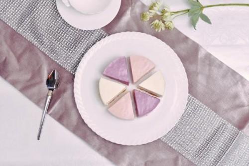 レアチーズのベリーベリーアソート