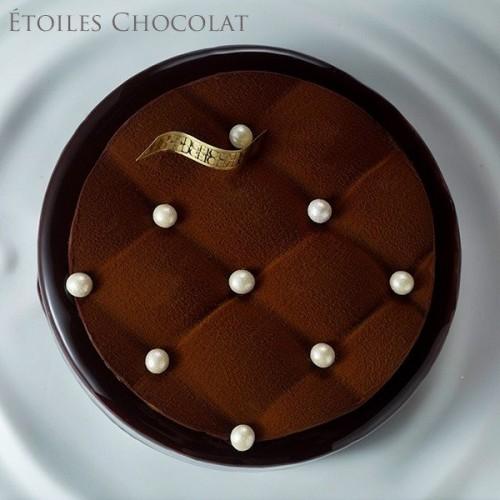 ~世界1位受賞チョコレート使用の究極のチョコレートケーキ~ エトワール ショコラ ETOILES CHOCOLAT