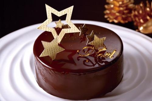 ~クーベルチュール世界1位を獲得したチョコレート使用の究極のショコラムース~ エトワールショコラノエル2020 Etoiles chocolat noel 2020
