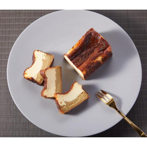 ~3つ星シェフパティシエによる絶品お芋スイーツ~蜜芋バスクチーズケーキ