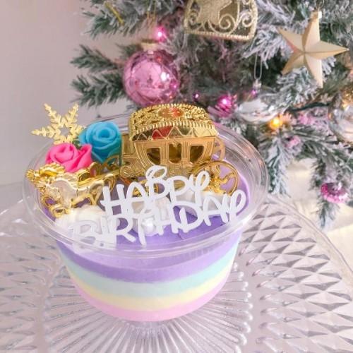 プリンセスアイスケーキ
