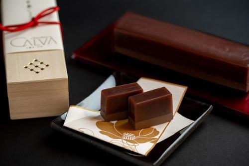 ~和と洋の新食感~チョコレートの名店が手掛ける「羊羹ショコラ」