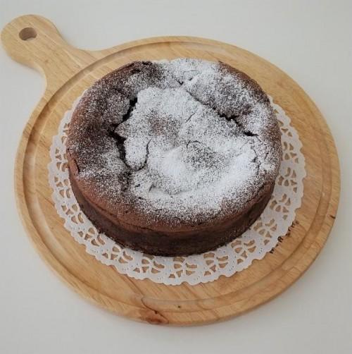 ガトーショコラ 18cm 米粉 グルテンフリー