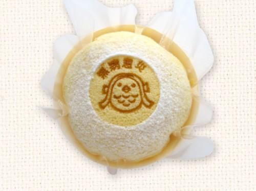 【洋菓子のヒロタ】【疫病退散】アマビエケーキ 4個入