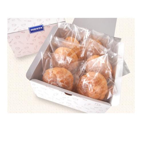 シュークリームセット ( ソフトクッキーシュー&北海道生クリームシュー ) 各3個入