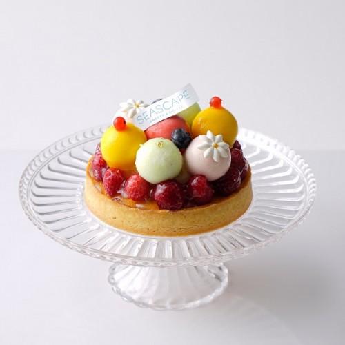 【期間限定】~ヒルトン東京お台場謹製!果実の雫~NEW YEARを華やかに彩るSpecialケーキ