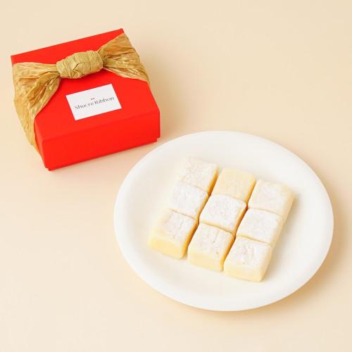 純米大吟醸酒粕生チョコレート(ホワイト)