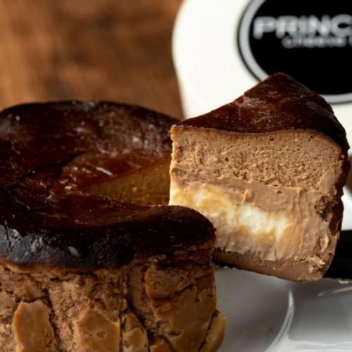 Princess Basq Chocolate Cake 4号