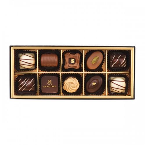 ~ロイスダールが贈る珠玉のチョコレート~リザーブショコラ【10個入り】H21 (賞味期限5月上旬)