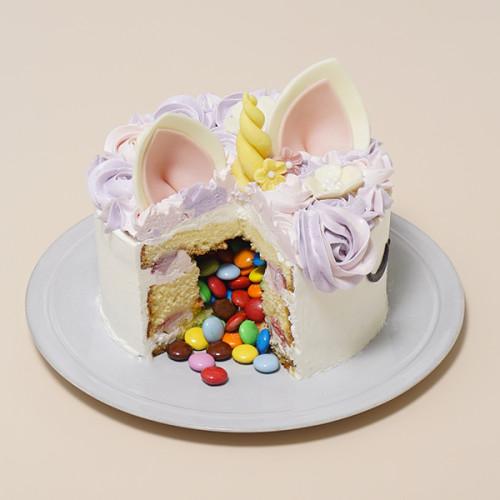 ユニコーン ギミックケーキ センイルケーキ