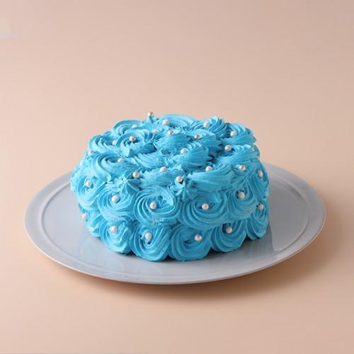 ブルーローズケーキ 4号