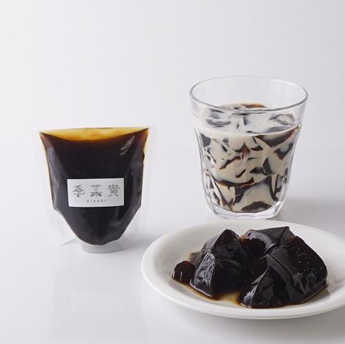 【コーヒーゼリー】5個セット 牛乳割りでコーヒーゼリーラテに! ビーガンゼリー 父の日2021