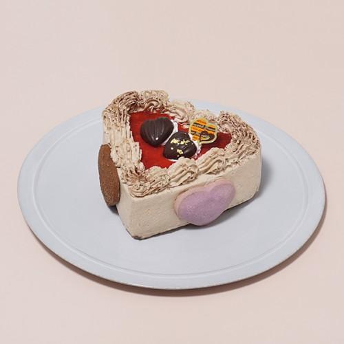 バレンタイン2021 卵・乳製品・小麦粉・ナッツ除去 ハートショコラ