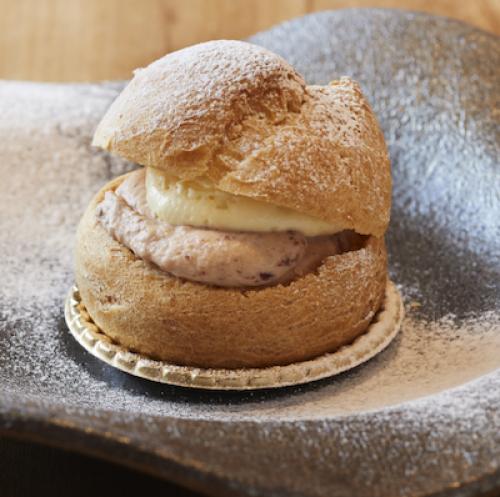 ~余計なものを一切加えない、素材一つ一つの美味しさを味わう~Mont Blanc Chou モンブランシュー