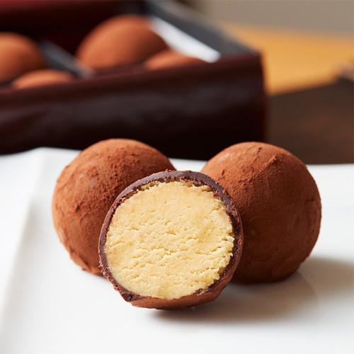 ~超希少品種栗「HITOMALU」を使用した今だけの味わい~Mont Blanc Chocolat「HIT0MALU」