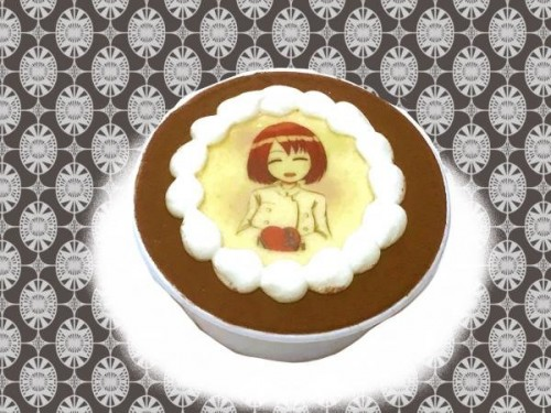 イラストクッキーティラミス