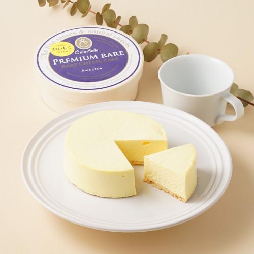 プレミアムレアチーズ(チーズケーキ)
