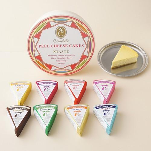 ピールチーズケーキ 春の8PBOX